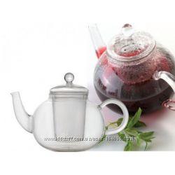 Чайник заварочный Berghoff 1 л стеклянный 1107037