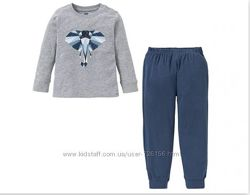Пижама Lupilu, Германия на 2-6 лет, цвета