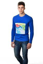 Реглан, футболка с длинным рукавом, с фотопринтом
