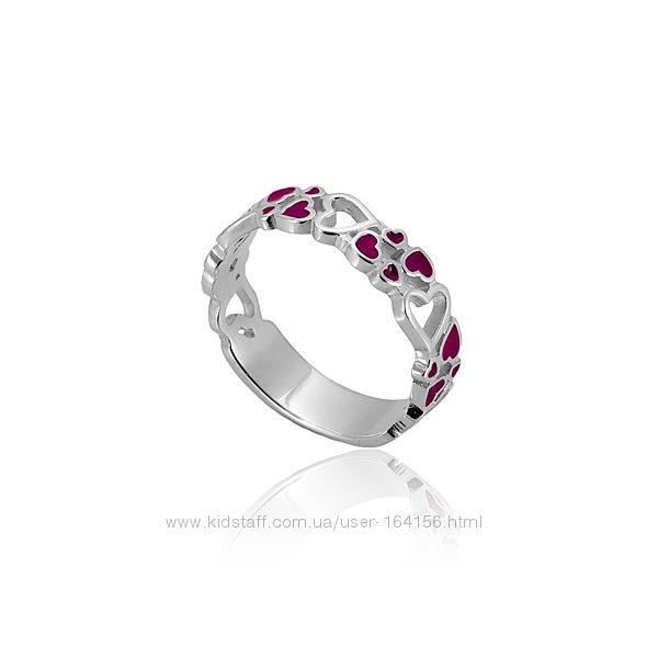 Серебряные кольца украинского производства