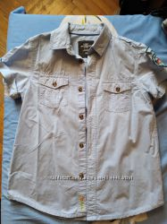 Рубашка тениска H&M 140