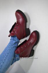 СП женской кожаной обуви ТМ Angelina.