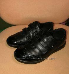 Наши туфельки ECCO оригинал для школы 34 р