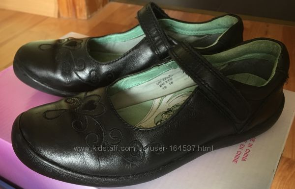 Туфли Некст Next Start Rite кожаные, 31р по стельке 20, 5 см