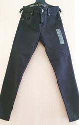 Джинсы Gymboree super skinny тёмно-серые серые 10р 134-140 оригинал
