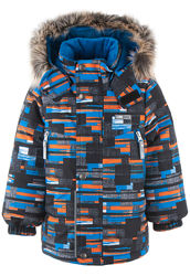 Зимняя куртка парка для мальчика Lenne Ленне 19336 City 104р-134р