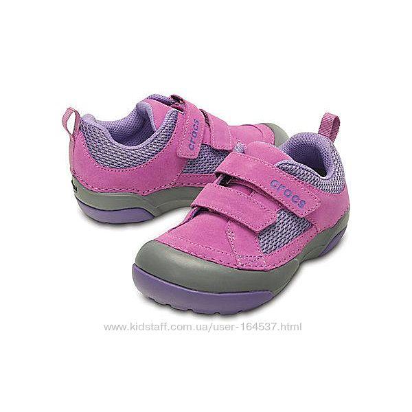 Оригинальные кроссовки crocs Kids Dawson J3 21, 7см