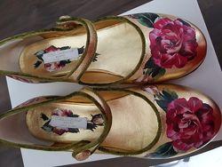 Королевские туфли от Dolce Gabbana