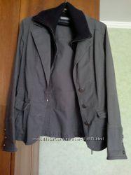 Пиджак стильный с теплым воротником KappAhl. Р. 44