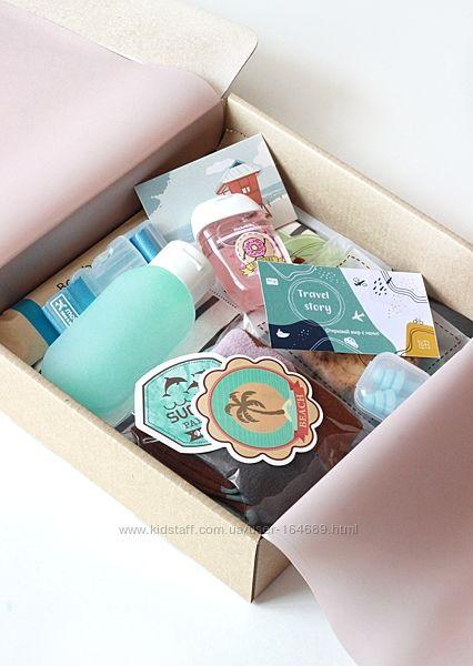 Подарочный набор для путешествия Travel box 1
