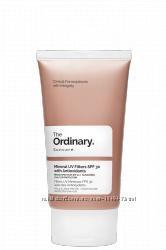 The Ordinary солнцезащитный крем Mineral UV Filters SPF 30 с антиоксидантам