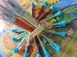 Натуральное масло усьмы для  ресниц, бровей и волос
