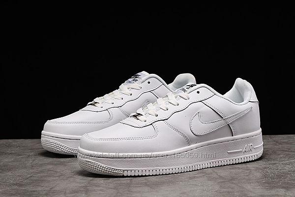 Кроссовки мужские 17981  Nike Air , белые
