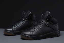 Ботинки зимние черные 31601 SSS Shoes Underground