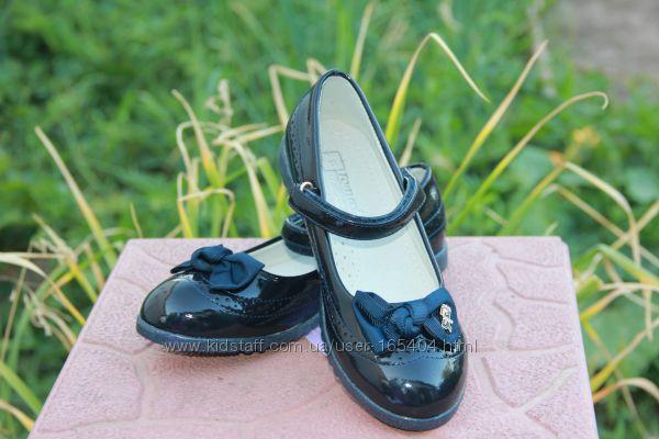 готовим ножку к школе - лаковые туфли девочке Томм новинка 2017
