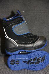 Цена снижена - остатки ботинки для мальчика B&G 22-27р