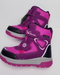 Термо обувь B&G Для девочки R20-192 25-32р.