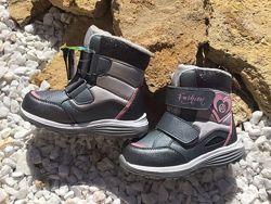 Термо обувь B&G HL21-15-28 27-32р.