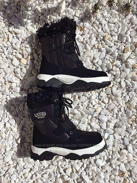 Термо обувь Том. М 7903А 33-38р.