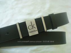 Модный кожаный ремень  CALVIN KLEIN Jeans