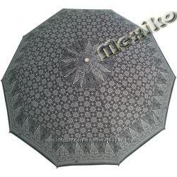 Бесплатная доставка. Зонт ZEST полуавтомат, серия 10 спиц, расцв. Дженн