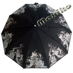 Бесплатная доставка. Стильный зонт ZEST полуавтомат, серия 10 спиц, Абрэмо