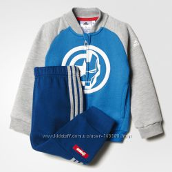 Детский спортивный костюм adidas Avangers, AY6029. Размер 80. Оригинал.