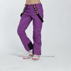 Женские горнолыжные брюки GSOU SNOW. Оригинал