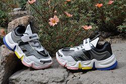 Стильные кроссовки р 32,33,34,35,36