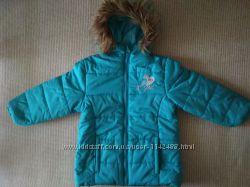 Продам новую демисезонную куртку  BodyZone 104-110 см