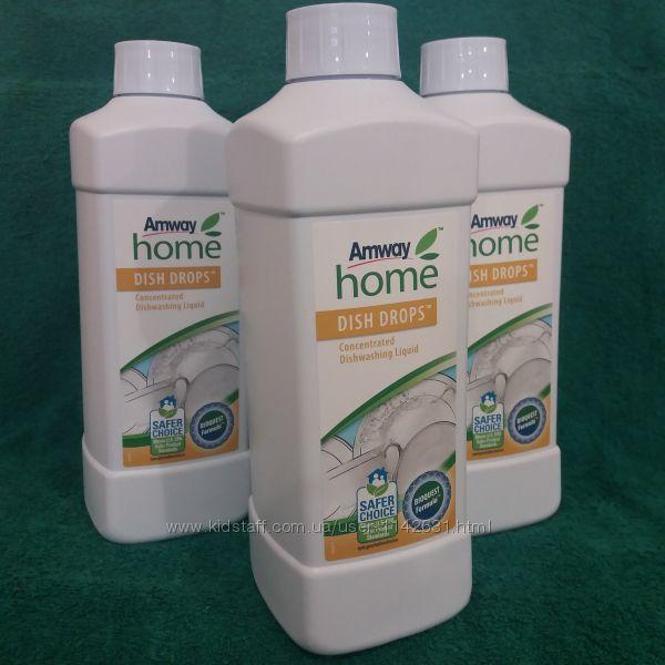 Старые цены ниже закупки Amway DISH DROPS жидкость для мытья посуды