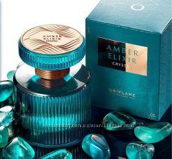 Парфюмерная вода Amber Elixir Crystal орифлейм