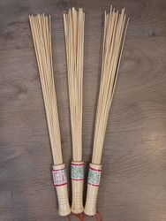 Бамбуковый массажный веник