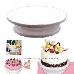 Вращающаяся подставка для торта