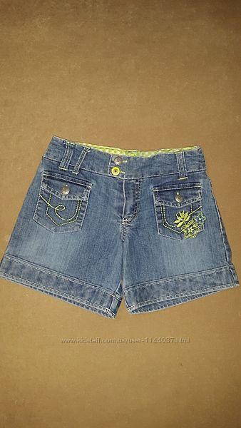 Модные джинсовые шорты Mayoral