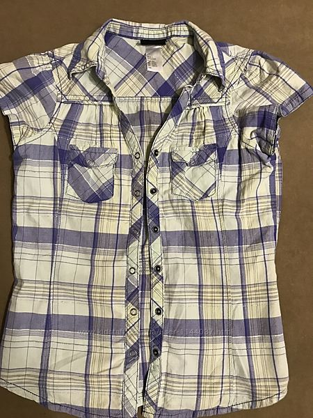 Легкая летняя рубашка H&M