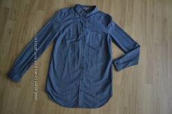 Джинсовая рубашка COS