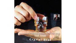 Рюмка стакан Череп 3D набор 4 шт.