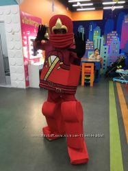 День рождения с Лего Ниндзяго