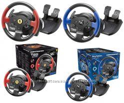 Игровой Руль Thrustmaster T150, T150FFB Ferrari Edition PS3, PS4, PC