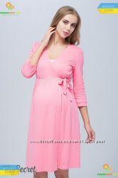 Халат для вагітних і годуючих мам 3 кольори