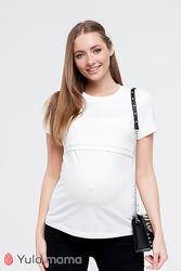 Базова футболка для вагітних і годуючих