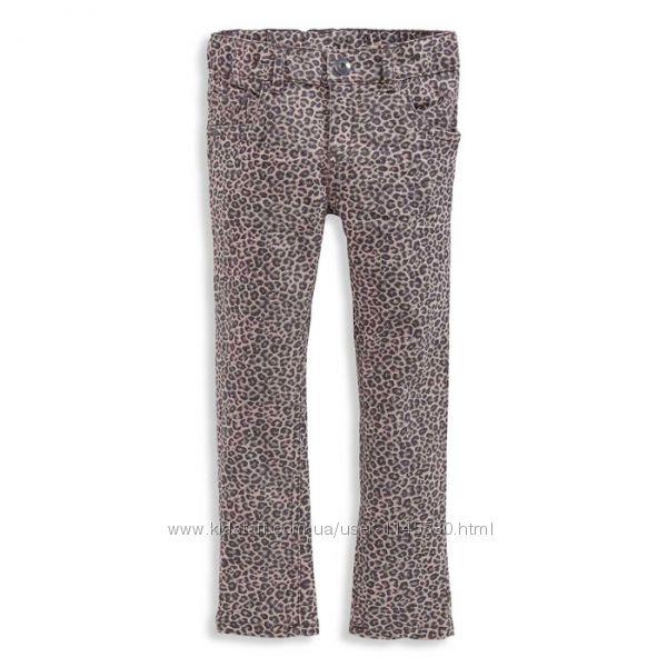 Узкие брюки Palomino леопард