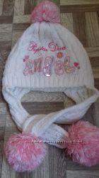 Зимняя супертёплая шапка Kraft