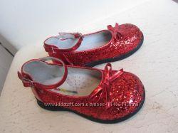 Очаровательные туфельки для принцессы пайетки