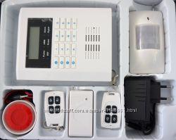 GSM сигнализация для дома и офиса Alarm System 10B