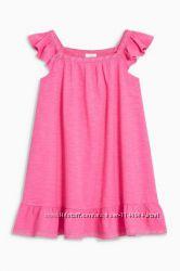 Платье-сарафан NEXT, р. 2-3 года, 98см