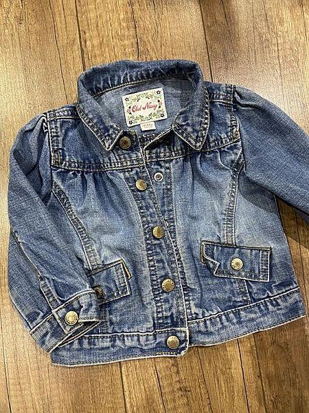 джинсовая куртка Old Navy