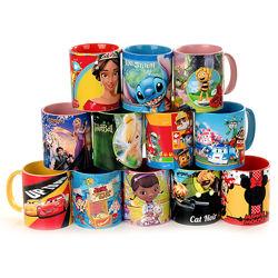 Чашка на подарок герои В поисках Дори, Октонавты, Лего нексо найтс