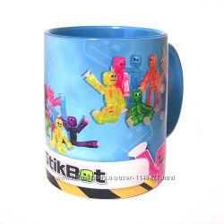 Ральф  Стикбот StikBot чашка
